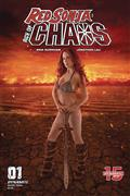 Red Sonja Age of Chaos #1 Cvr E Cosplay
