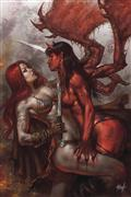 Red Sonja Age of Chaos #1 Parrillo CGC Graded Cvr (C: 0-1-2)
