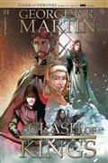 George Rr Martin A Clash of Kings #1 Cvr B Rubi (MR)
