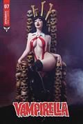 Vampirella #7 Cvr E Cosplay