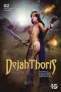 Dejah Thoris (2019) #2 Cvr E Cosplay