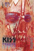 Kiss Zomibes #3 Cvr A Suydam