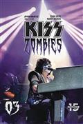 Kiss Zomibes #3 Cvr D Photo