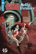 Red Sonja Vampirella Betty Veronica #8 Cvr A Dalton