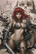 Vampirella Red Sonja #1 Chew Exc CGC Graded (C: 0-1-2)