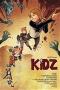 Kidz #1 Cvr A Cristobal