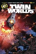 Twin Worlds #1 Cvr A
