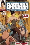 Barbara The Barbarian #1 (of 3) (C: 0-0-1)
