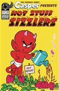 Capser Spotlight Hotstuff Sizzlers #1 Cvr B Ltd Ed Retro