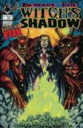 Beware Witch`S Shadow Happy New Fear #1 Cvr A Calzada Main (