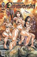 Cavewoman Spellbinder #1 Cvr A Massey (MR)
