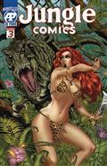 Jungle Comics #3 (of 4) Cvr A Rhodes