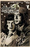 Archie & Katy Keene #1 (of 5) Cvr B Francavilla
