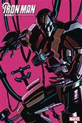 DF Iron Man 2020 #1 Sgn Slott
