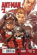 DF Ant Man #1 Sgn Stan Lee
