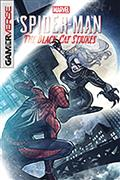 DF Spiderman Black Cat Strikes #1 Sgn Hallum