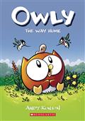 OWLY-COLOR-ED-HC-GN-VOL-01-WAY-HOME