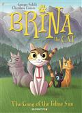 BRINA-THE-CAT-GN-VOL-01-GANG-OF-FELINE-SUN