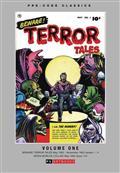 Pre Code Classics Beware Terror Tales HC Vol 01 (C: 0-1-1)