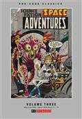 Pre Code Classics Space Adventures HC Vol 03 (C: 0-1-1)