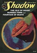 Shadow Novel SC Vol 148 (of 151) Isle of Doubt Murder Town (