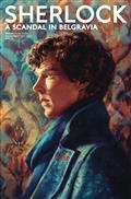 Sherlock Scandal In Belgravia #2 Cvr A Zhang Sherlock