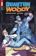 Quantum & Woody (2020) #1 (of 5) Cvr C Lopez
