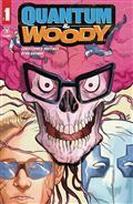 Quantum & Woody (2020) #1 (of 5) Cvr F #1-4 Pre-Order Bundle