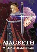 Manga Classics Macbeth TP