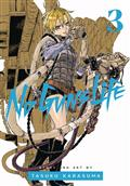 No Guns Life GN Vol 03 (C: 1-0-1)