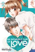 Incurable Case of Love GN Vol 02 (MR) (C: 1-0-1)