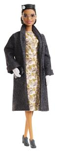 Barbie Inspiring Women Rosa Parks Doll (Net) (C: 1-1-2)