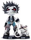 Mini Co Heroes DC Comics Lobo & Dawg Vinyl Statue (C: 1-1-2)