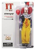 Mego Horror Wave 7 It 1990 Pennywise 8In AF (C: 1-1-2)
