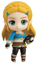 Loz Breath of The Wild Zelda Nendoroid AF (C: 1-1-2)