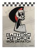 Grimmadventures of Billy And Mandy Angry Grim Patch (C: 1-1-
