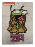 Invader Zim Taco Overload Gir Patch (C: 1-1-2)