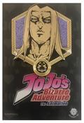 Jojos Bizarre Adventure Gold Abbacchio Pin (C: 1-1-2)
