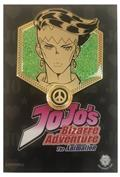 Jojos Bizarre Adventure Gold Rohan Pin (C: 1-1-2)