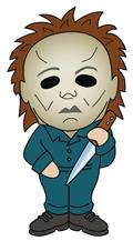 Creepy Classix Krusheez Halloween 6 Michael Myers Stress Bal