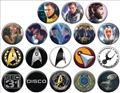 Star Trek Discovery S2 144Pc Button Dis (C: 1-1-2)