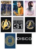 Star Trek Discovery S2 48Pc Magnet Asst (C: 1-1-2)