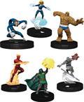 Marvel Heroclix Fantastic Four Cosmic Clash Starter Set (C: