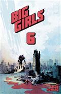 Big Girls #6 Cvr A Howard