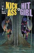 Kick-Ass vs Hit-Girl #3 (of 5) Cvr A Romita Jr (MR)