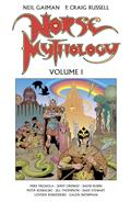 Norse Mythology HC Vol 01 (C: 0-1-2)