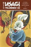 Usagi Yojimbo Saga TP (2Nd Ed) Vol 01 (C: 0-1-2)