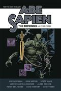 Abe Sapien Drowning & Other Stories HC