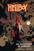 Hellboy An Assortment of Horrors SC Novel