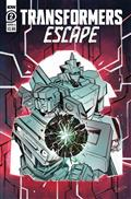 Transformers Escape #2 (of 5) Cvr A Mcguire-Smith